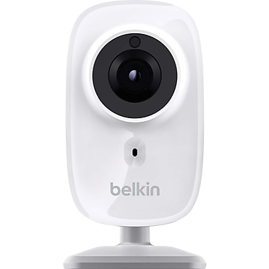 Belkin NetCam HD WiFi Camera with Night Vision