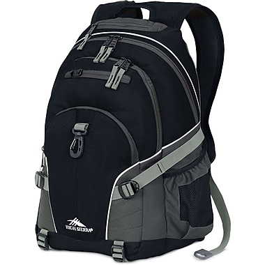 Loop Backpack, Black/Charcoal