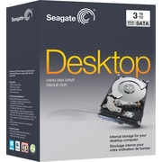 Seagate Desktop 3TB SATA 6.0 (6 Gb/s) 7200 RPM 3.5 Internal Hard Drive