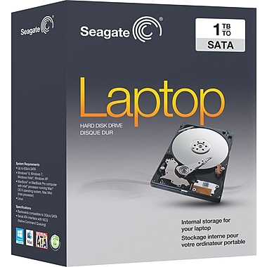 Seagate 1TB SATA 3.0 Laptop 2.5-Inch Internal Hard Drive (STBD1000100)