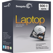 Seagate Laptop 500GB SATA 3.0 (3 Gb/s) 5400 RPM 2.5 Internal Hard Drive