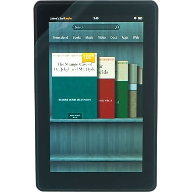 M-Edge Screen Protectors for Kindle Fire HD 7in., Clear