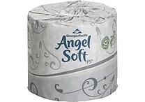 Angel Soft® Bath Tissue Rolls, 2-Ply, 20 Rolls/Case