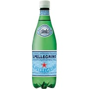 SANPELLEGRINO Sparkling Natural Mineral Water, 16.9-ounce plastic bottles (Pack of 24)