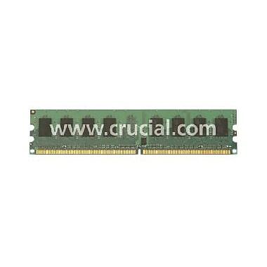 Crucial 8GB (2 x 4GB) DDR2 (240-Pin DIMM) DDR2 667 (PC2 5300 ) Desktop Memory Module