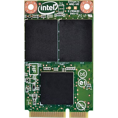 Intel® 525 60GB SATA (6Gb/s) MLC Internal Solid State Drive (SSD)