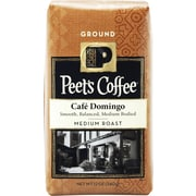 Peet's Coffee Café Domingo Ground Coffee, 12 oz.