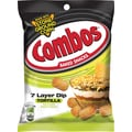 Combos® 7 Layer Dip Pretzels, 6.3 oz., 12 Bags/Box