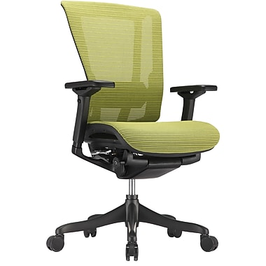 Nefil Elite Mesh Computer and Desk Office Chair, Fixed Arms, Retail (23564R)