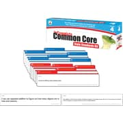 Carson-Dellosa™ The Complete Common Core State Standards Kit, Grade 4