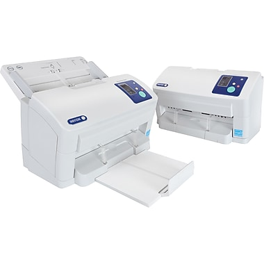 Xerox® DocuMate® 5445 and Xerox® DocuMate 5460 Sheetfed Scanners