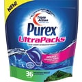 Purex UltraPacks Detergent, Mountain Breeze, 36/pack