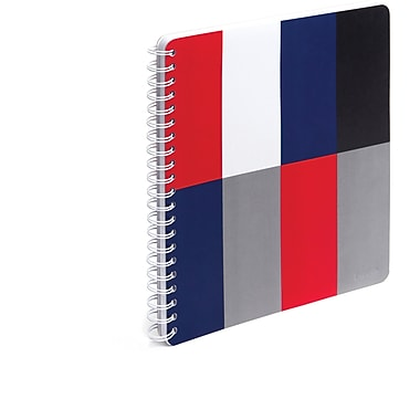 Poppin Racecar One Subject Notebook, Set of 2