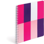Poppin Taffy One Subject Notebook, Set of 2