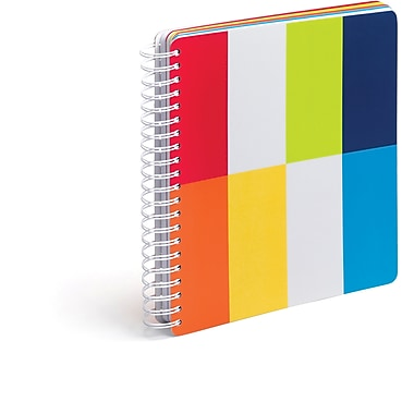 Poppin Fiesta Five Subject Notebook