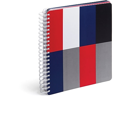 Poppin Racecar Five Subject Notebook