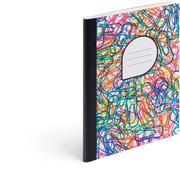 Poppin Confetti Composition Notebook, Set of 2
