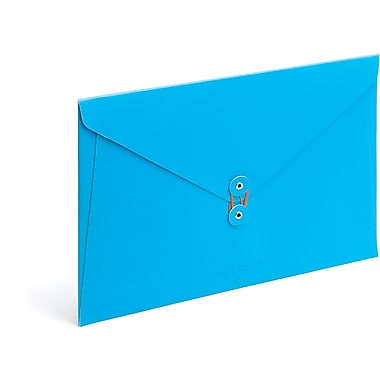 Poppin Pool Blue Soft Cover Folio