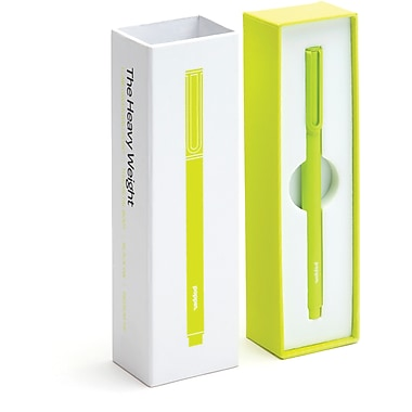 Poppin Lime Green Metal Pen