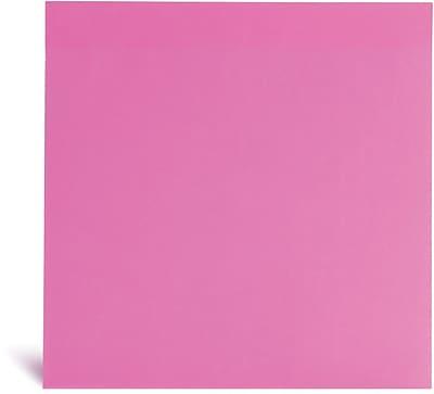 Poppin Neon Pink Jumbo Mobile Memos