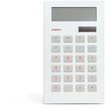 Poppin Silver Calculator