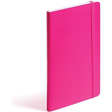 Poppin Pink Medium Soft Cover Notebook
