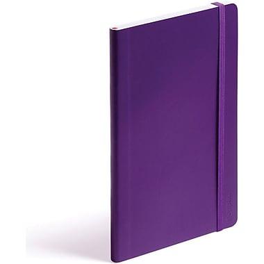 Poppin Purple Medium Soft Cover  Notebook