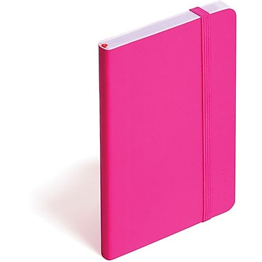 Poppin Pink Small Soft Cover Notebook, Set of 2