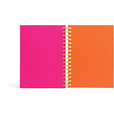 Poppin Bikini Medium Spiral Notebook, Set of 2