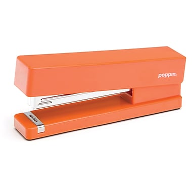 Poppin Orange Stapler