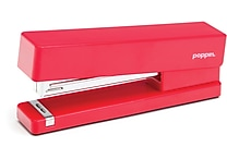 Poppin Stapler, Red, (100156)