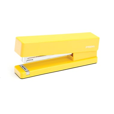 Poppin Yellow Stapler