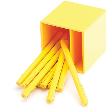 Poppin Yellow Signature Ballpoint Set
