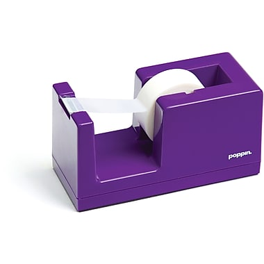 Poppin Purple Tape  Dispenser
