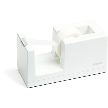 Poppin White Tape Dispenser