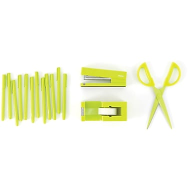 Poppin Lime Green Tool Kit