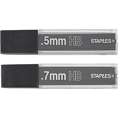 Staples Lead Refill, 3/Pack