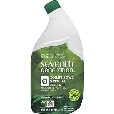 Seventh Generation® Natural Toilet Bowl Cleaner, 32 oz.
