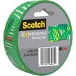 "Scotch® Expressions Masking Tape, Striped Triangle Pattern, 1"" x 20 yds"