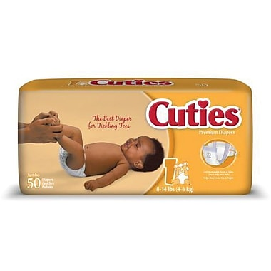 Cuties™ Premium Baby Diapers
