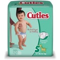 Cuties Premium Baby Diapers, Size 5, 108/Case