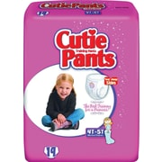 Cuties™ Training Pants, Girl 4T-5T, 76/Case