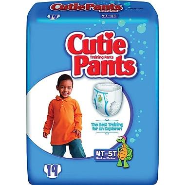 Cuties™ Training Pants, Boy 4T-5T, 76/Case