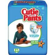 Cuties™ Training Pants, Boy 3T-4T, 92/Case