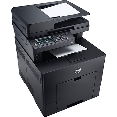 Dell C3765dnf Color Laser All-in-One Printer