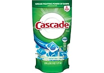 Cascade® 2-in-1 Action Pacs® Automatic Dishwasher Detergent, Original Scent, 32/Pack