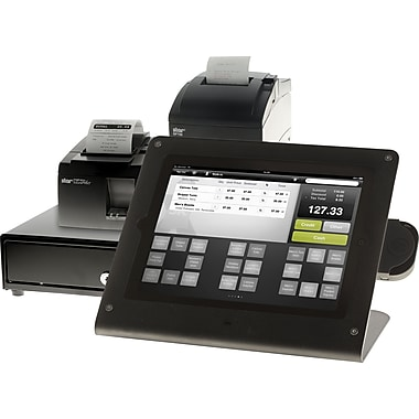 ShopKeep POS iPad Cash Register for Quick Service Restaurants