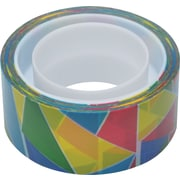 Scotch® Expressions Magic™ Tape, Stained Glass Pattern, 3/4 x 300