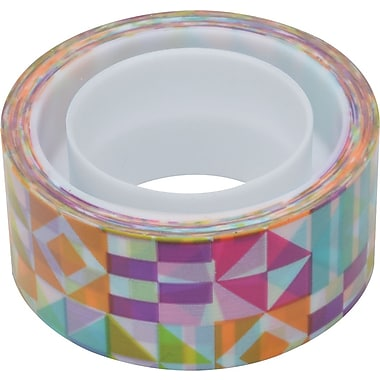 Scotch® Expressions Magic™ Tape, Glyphs Pattern, 3/4