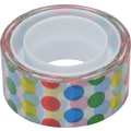 Scotch® Expressions Magic™ Tape, Dots Pattern, 3/4in. x 300in.